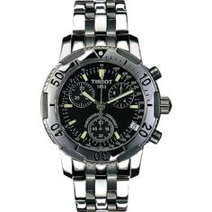 T17.1.486.55 TISSOT T-Sport PRS200 Chrono Diver Mens Watch Price $350