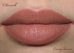 MAC Cherish-compare with twig, velvet teddy, faux etc? All Things Beauty, My Beauty, Beauty Makeup, Beauty Hacks, Fall Lipstick, Satin Lipstick, Too Faced Lipstick, Mac Lipstick Cherish, Best Mac Makeup