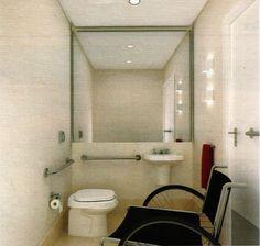 Banheiro de Deficiente
