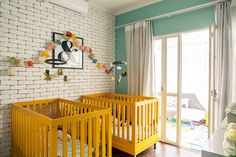 Mariana Kertész - Casa Aberta kids room