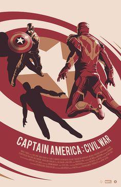 Captain America: Civil War by Thomas Walker - Home of the Alternative Movie…