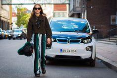 Marie Heyman in Céline sunglasses http://www.vogue.com/slideshow/13465302/street-style-copenhagen-fashion-week-spring-2017/#31