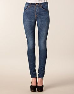 JEANS - NUDIE JEANS / HIGH KAI MIDSHADE - NELLY.COM