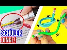 10 DINGE die JEDER SCHÜLER & STUDENT WISSEN SOLLTE!!  - YouTube
