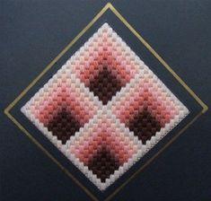 bargello stitches | bargello geometric shapes straight stitch