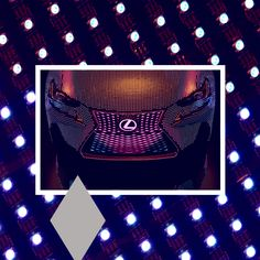 Fashion week is all about sending signals. So is the Lexus LIT IS. Explore more shots from NYFW here.