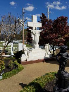 Elvis Presley Graceland home Grave site