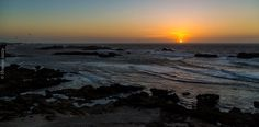Coucher de soleil - Essaouira