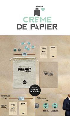 ©Creme de Papier - Kit Le parfait temoin - concours inside - Le blog de Madame c