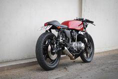 Honda CB 750 F2 Cafe racer billede 3