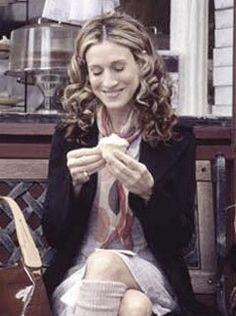 Magnolia Bakery, Carrie Bradshaw, Sex and the City