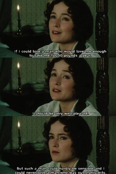 Lizzie logic.