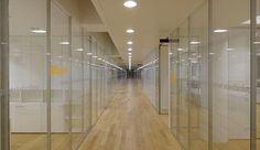 L'illuminazione dell' i.Lab Italcementi - Illuminazione Architetturale iGuzzini