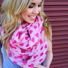 i might need this girly cute scarf! v~day scarf A Girl Like Me, Cute Scarfs, Scarf Belt, All I Ever Wanted, Mothers Dresses, Fashion Quotes, Girly Girl, What To Wear, Fashion Accessories