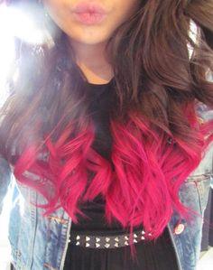 dyed hair tumblr - Buscar con Google