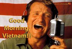 Frases de cine: Good Morning, Vietnam