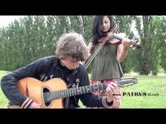 Antoine Boyer & Daisy Castro Play Gypsy Jazz