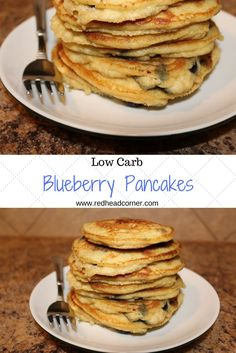 These Blueberry Pancakes are truly more than just breakfast, they are truly a treat!