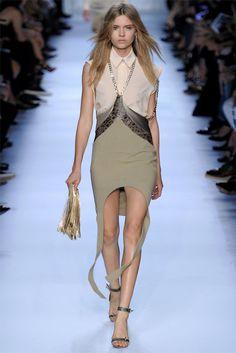 Givenchy Spring 2012 | Paris Fashion Week