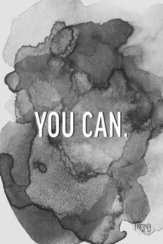 Daily Fitness Motivation: You're only as strong as your willpower. Stop doubting yourself, you can do anything you put your mind to.