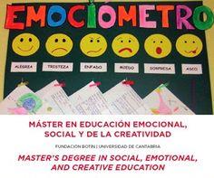 Máster en Educación Emocional, Social y de la Creatividad