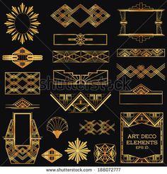 art deco design - Google 検索