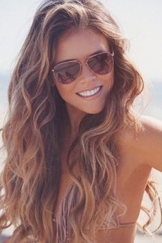 Beach Wavy Hairstyles Pic 2