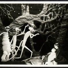 "Richard Teschner   Scene from ""Nachtstück"", 1913"