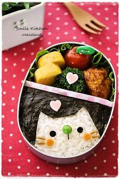 【行楽弁当*ワンちゃんとネコちゃんのお稲荷さん】 の画像|Mai's スマイル キッチン