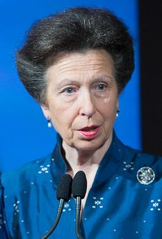 Princess Royal, Chatham House, October 2015 - by Cynthia Middleton-Caudill - the House of Windsor