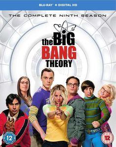 The Big Bang Theory - Season 9 [Includes Digital Download] [Blu-ray] [2016]
