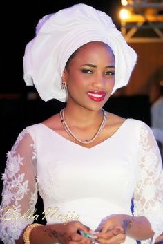 Gorgeous gele!