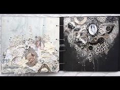 "Handmade by Yulianna: 4 этап Совместного проекта ""Black and White"""