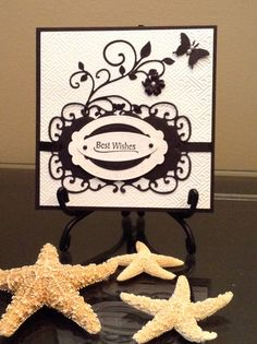 Labels 10 and wicker embossing folder