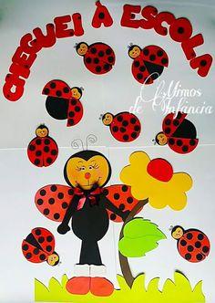 "Mimos de Infância: Projeto SALA ""AS JOANINHAS"""