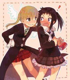 Soul Eater /Maka and Tsugumi