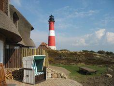 Ihr Nachbar, der Hörnumer Leuchtturm (Sylt) ...