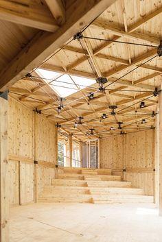 House of Switzerland | Dellekamp Arquitectos; Photo: Adrian Elizondo Lima, Arturo Borjón, Jachen Schleich | Archinect