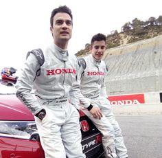 Marc Marquez & Dani Pedrosa