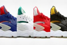 "Nike Air Huarache ""City Pack"""