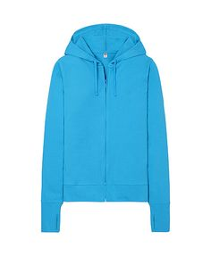 UNIQLO  Protect your skin from harmful UV rays with this UV Cut hoodie. Thin and light, it offers thumbholes so the backs of your hands get protection, too. Wearable sunscreen!