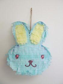 Lovely Beasts: DIY Birthday Piñata