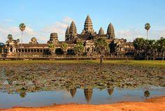 Tours in Vietnam - Cambodia are wonderful tours to explore Vietnam and Cambodia. Enjoy tours in Ha Long Bay, tours in Sapa. Tours in Cambodia Angkor Wat. Angkor Wat, Angkor Vat, Angkor Temple, Hindu Temple, Buddhist Temple, Temple City, Phnom Penh, Laos, Cambodia