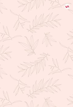 This set is all about leaves, branches and twigs with a touch of romance!  20 Seamless Vector Leaves Patterns but not just that, I have also included all the individual elements (67) in. eps format, 6 card templates (editable in Photoshop) and 6 logo templates in .eps format!  All these goodies in one lovely romantic set, the elements are hand drawn and unique, they are ideal for branding projects, wedding invitations, packaging, fashion apparel, posters, or any printables L Wallpaper, Pattern Wallpaper, Wallpaper Backgrounds, Pattern Art, Pattern Design, Walpapers Iphone, Textures Patterns, Print Patterns, Web Design