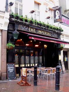 Imperial, Leicester Square, WC2 | London