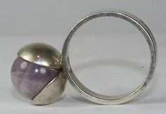 kupittaan kulta ring in Jewelry and Watches Jewelry Rings, Silver Jewelry, Jewelry Watches, Jewellery, Dreamland Jewelry, Jewelry Crafts, Sterling Silver Rings, Amethyst, Gemstone Rings