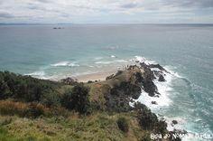 Cape Byron, o ponto mais oriental da Austrália!