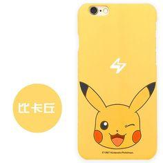Pokemons Japan Monsters Cat matte Plastic Case For i6 6S 6plus 6splus Back Cover…
