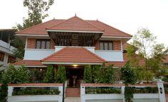 kent nalukettu residential is part of House elevation - Village House Design, Kerala House Design, Bungalow House Design, Duplex House, Kerala Traditional House, Traditional House Plans, House Outer Design, Small House Design, Building Exterior