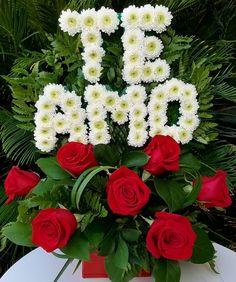 Things to Know about Deals on Valentine's Day Flowers Online Valentine Flower Arrangements, Funeral Floral Arrangements, Creative Flower Arrangements, Artificial Floral Arrangements, Church Flower Arrangements, Valentines Flowers, Valentines For Kids, Valentine Nails, Valentine Ideas